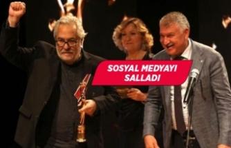 Rutkay Aziz ödülünü TTB'ye adadı!