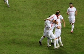 Samsunspor, Ümraniyespor'a karşı rahat kazandı!