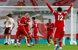 Son şampiyon Liverpool, Arsenal'i devirdi!
