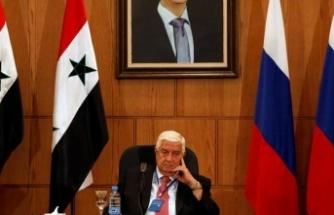 Suriye'den Türkiye'ye rezil suçlama