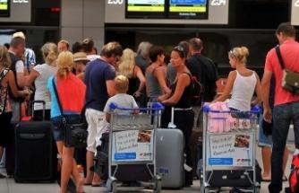 Turist sayısı yüzde 71 azaldı