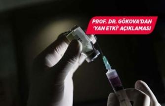 Türkiye'de ilk aşı denemesi 20 kişiye uygulandı