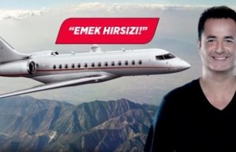 Uçak alan Acun Ilıcalı'ya sanatçılardan tepki!