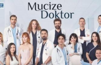 Ünlü oyuncu Mucize Doktor'a veda etti