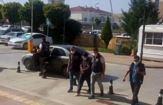 Uşak'ta evlenmek istediği kızın annesini öldüren şüpheli tutuklandı