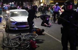 ABD'de siyahiyi öldürmesine yönelik protestolar sürüyor