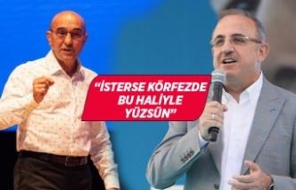 AK Partili Kerem Ali Sürekli'den Tunç Soyer'e eleştiri!