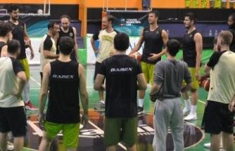 Akhisar Belediyespor Basketbol Takımı'nda Kovid-19 testi pozitif çıktı