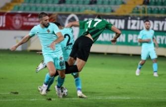 Akhisarspor: 0 - Menemenspor: 0