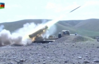 Azerbaycan-Ermenistan gerilimi: Bütün gece devam etti
