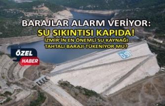 Barajlar alarm veriyor: Su sıkıntısı kapıda!