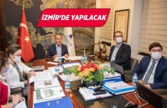 Başkan Soyer'den 2021 Belediye Başkanları Zirvesi'ne davet