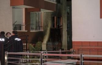 Başkentte doğal gaz patlaması: 3 yaralı