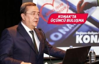 Batur: Yaptığımız çalışmalar, İzmir'in geleceği olacak