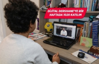 Bucalı gençler Dijital Dershane'yi çok sevdi