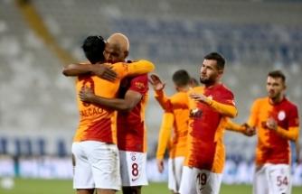 Büyükşehir Belediye Erzurumspor: 1 - Galatasaray: 2