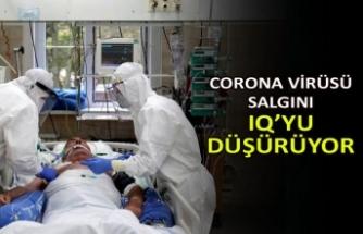 Corona virüsü salgını IQ'yu düşürüyor