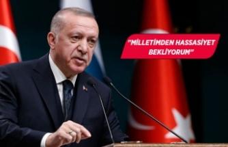 Erdoğan'dan Fransız mallarına boykot çağrısı