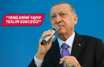 Erdoğan'dan İzmir depremi açıklaması