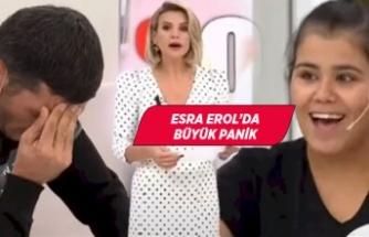 Esra Karakuş korona çıktı, program ekibi şokta