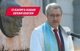 """EÜ'de """"Cumhuriyet ve Atatürk Günleri"""" başladı"""