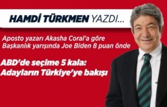 Hamdi Türkmen yazdı: ABD'de seçime 5 kala: Adayların Türkiye'ye bakışı