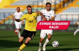 İstanbulspor: 2 - Akhisarspor: 2