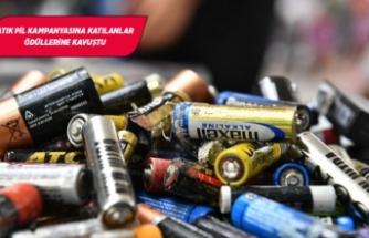 İzmir'de 22 yılda 407,4 ton atık pil toplandı