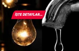İzmir'de elektrik ve su kesintisi!
