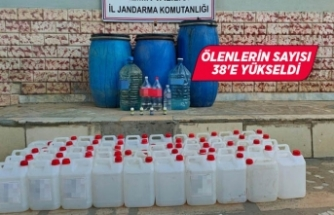 İzmir'de metil alkole 2 kurban daha