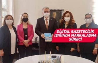 İzmir'in markalaşmasına katkı verecek kitap