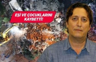 İzmir Tabip Odası Genel Sekreteri'nin acı günü!