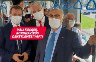 İzmir ve Aydın'da Kovid-19 denetimleri devam ediyor