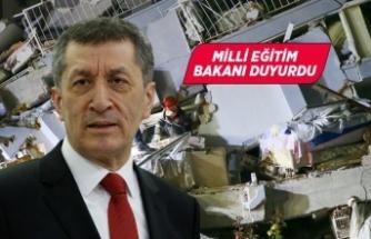 İzmir'de eğitime bir hafta ara verildi!