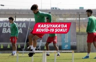 Karşıyaka'da Kovid-19 testleri pozitif çıktı