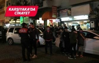 Karşıyaka'da silahlı saldırı