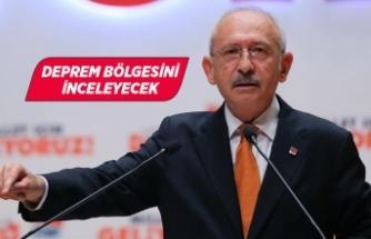 Kemal Kılıçdaroğlu İzmir'e geliyor