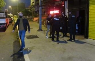 Korona partisine baskın: 49 kişiye ceza!