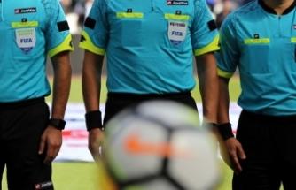 Ligin 7. hafta maçlarını yönetecek hakemler açıklandı