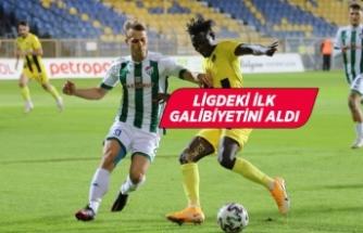 Menemenspor: 2 - Bursaspor: 1