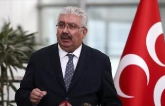 """MHP'li Semih Yalçın'dan """"MHP"""" ve """"Ülkücü Hareket"""" açıklaması"""