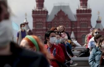 Rusya'da 17 bin 347 yeni Kovid-19 vakasına rastlandı