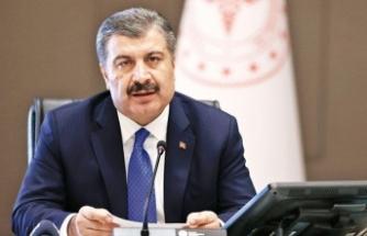 Sağlık Bakanı Koca, deprem ölgesindeki bilançoyu paylaştı