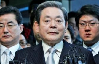 Samsung Yönetim Kurulu Başkanı Lee yaşamını yitirdi