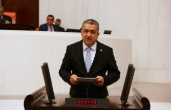 """Serter: """"Bütçede İzmir bu yıl da unutulmasın"""""""