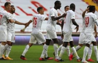 Sivasspor, UEFA Avrupa Ligi'nde Villarreal karşısında