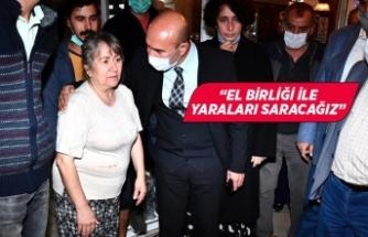 Soyer: Seferihisar'da yaraları hep birlikte saracağız
