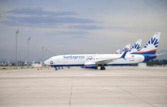 SunExpress, Lufthansa ile olan anlaşmasını genişletiyor