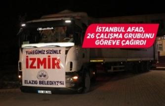 """""""Türkiye İzmir için tek yürek"""""""