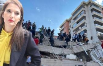 Ünlülerden İzmir depremi paylaşımları